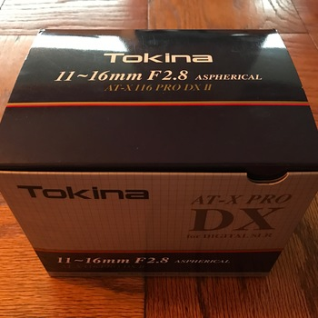 Rent Tokina 11-16mm f/2.8 AT-X PRO DX for DSLR