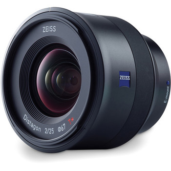 Rent Sony E mount Prime Lens