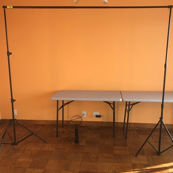 Rent Manfrotto Background Support System 9' Width for backdrop