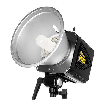 Rent Alien Bee Portrait Kit (2X) - Stands, Battery, Beauty Dish, Cables, Etc.