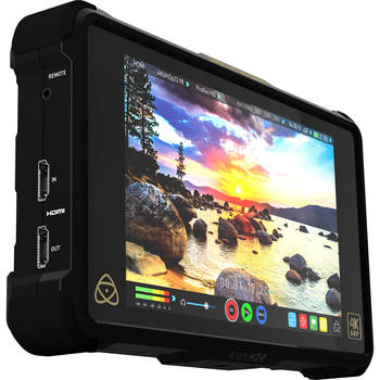 "Rent Atomos Shogun Inferno 7"" 4K HDMI/Quad 3G-SDI/12G-SDI Recording Monitor"