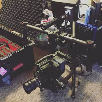 Rent DJI Ronin with 4 Batteries