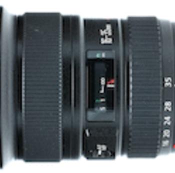 Rent Canon 16-35 F2.8 L Series Lens