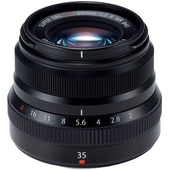 Rent Fuji 35mm f/2 WR
