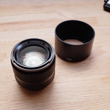 Rent Fuji 56mm f/1.2