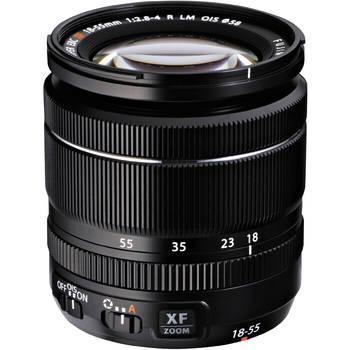 Rent Fuji 18-55mm f/2.8-4