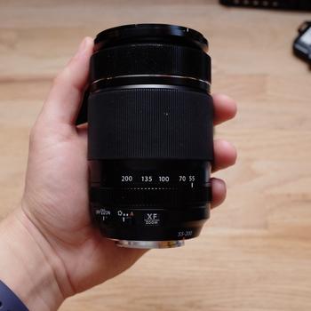 Rent Fuji 55-200mm f/3.5-4.8 Telephoto