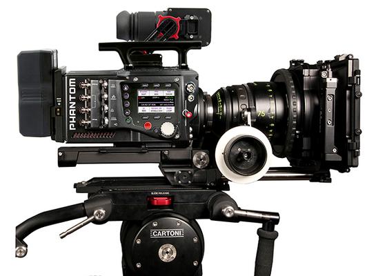 Vision research phantom flex 4k digital camera 599