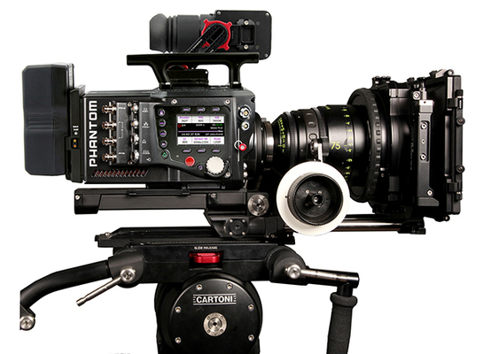 Vision research phantom flex 4k digital camera 599