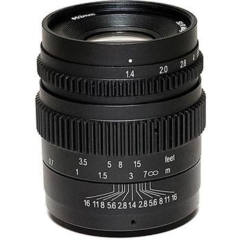 Rent SLR Magic Cine 35mm T1.4 Mark II Lens MFT Mount