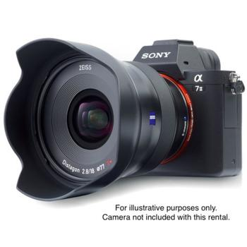 Rent Zeiss Batis 18mm F2.8 E mount Wide Angle Lens