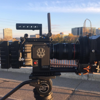 Rent RED Epic-W 8K Full Kit + Paglink Batteries