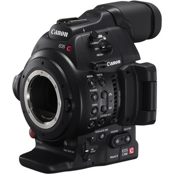 Rent Canon C100 Mark II EOS Cinema Camera (Body Only)