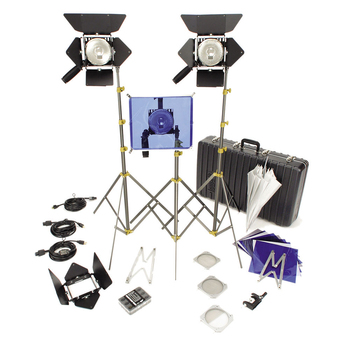 Rent Lowel Omni 3-Light Kit with Case and Accessories