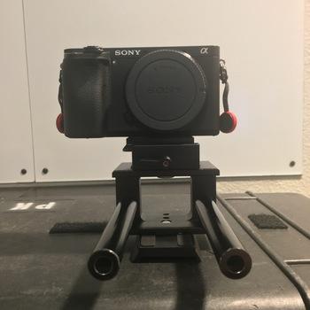 Rent Sony A6300 Super-35mm Mirrorless Camera