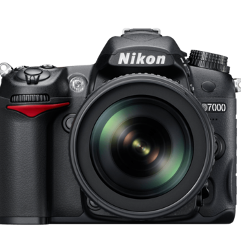 Rent Nikon D7000 SLR Camera with Batteries, charger, and SD Cards