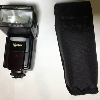 Rent Nissin Di866 Flash - Nikon Mount