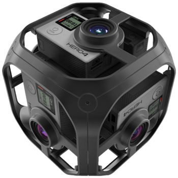 Rent GoPro Omni 360 VR Camera Rig