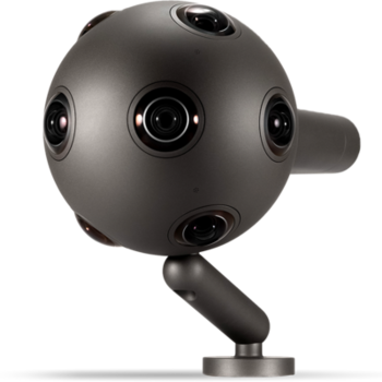 Rent Nokia Ozo 360 VR Camera Rig