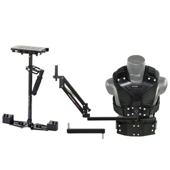 Rent FLYCAM HD-5000 Camera Stabilizer with Comfort Arm and Vest