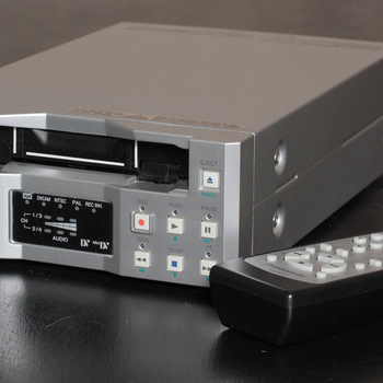 Rent Panasonic DV2500 Mini DV Cassette Recorder/Player