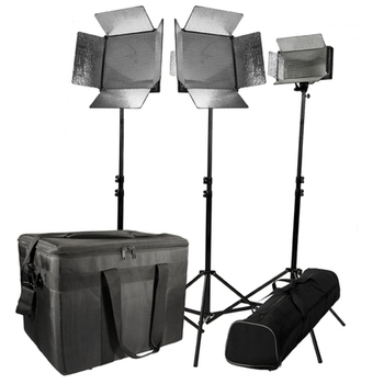 Rent Ikan Large Location LED  Kit w/2 X ID1000 + 1 X ID500-v2