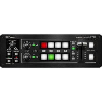Rent Roland V-1HD Portable 4 x HDMI Input Switcher + Blackmagic Design UltraStudio Express