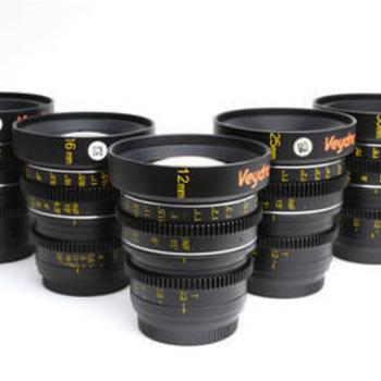 Rent Veydra Mirrorless Mini Prime 12/16/25/35/50mm MFT
