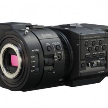 Rent Sony FS700 Shoulder Kit