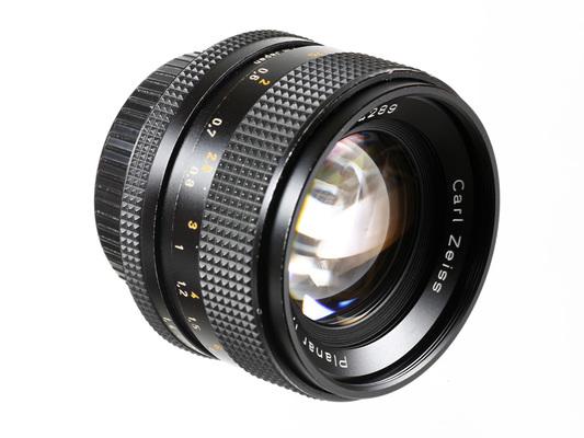 Contax carl zeiss planar 50mm f1.4 t 02