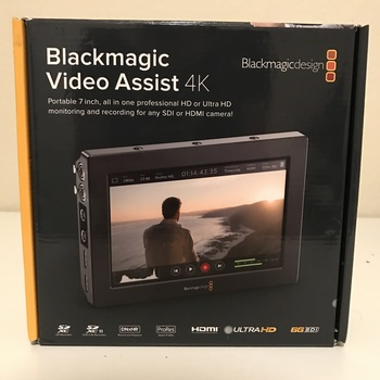 Rent video assist 4K