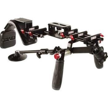 Rent SHAPE Composite DSLR Shoulder Rig w/ stability arm
