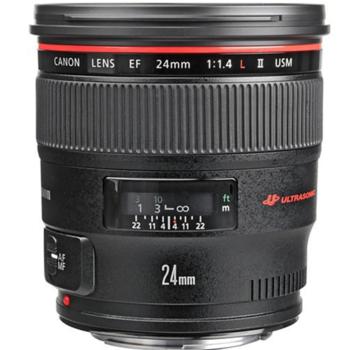 Rent Canon EF 24mm f/1.4L II USM Lens
