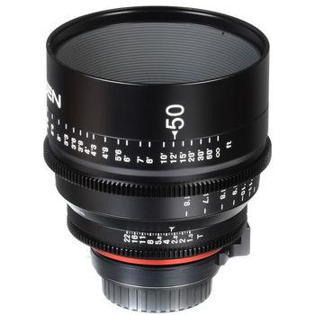 Rent Xeen 50mm T1.5 Cine Prime EF Mount