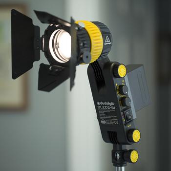 Rent Dedolight DLED 2.1 Bi-Color LED Mini Fresnel