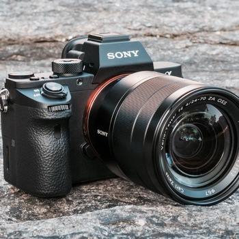 Rent Sony A7s II KIT (with Sony 24-70mm f/4 Lens & RODE VideoMic)