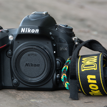 Rent Full Frame Nikon D600 DSLR