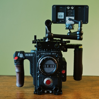 Rent Red Epic-W 8K Helium Ready to Shoot Kit