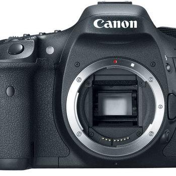 Rent Canon 7D Basic Kit