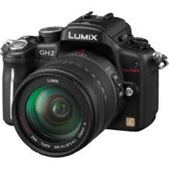 Rent Panasonic Lumix GH2 and 2 lenses