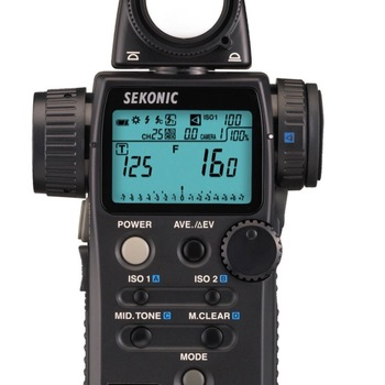 Rent Sekonic 758DR Light Meter