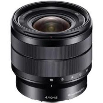 Rent Sony E-mount 10-18mm 4.0