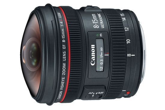 Canon 8 15 fisheye usm 1 xl d