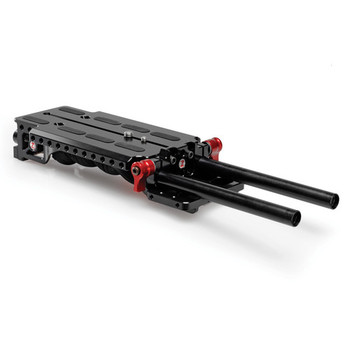"Rent Zacuto VCT Baseplate w/ 6.5"" 15mm Rods"