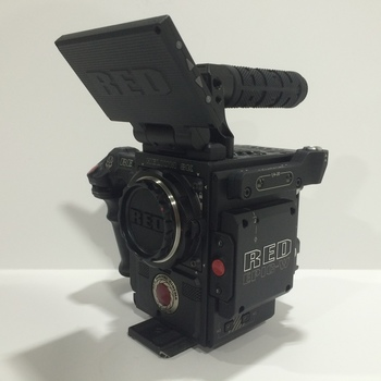 Rent Red Epic-W w/ lens & power kit