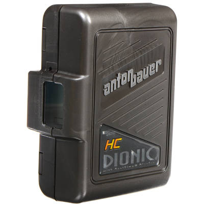 Anton bauer dionic hc dionic hc lithium ion battery 610983