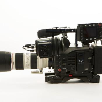 Rent Panasonic Varicam LT