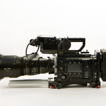 Rent Sony F55 CineAlta 4K Digital Cinema Camera with RAW Recorder