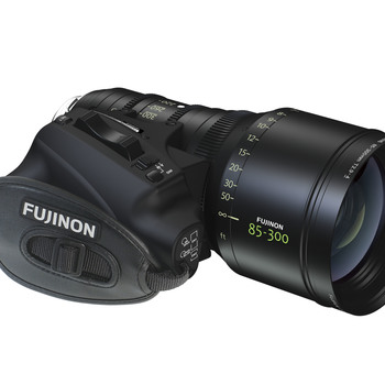 Rent Fujinon 85-300mm Cabrio T2.9-4.0 PL Mount Lens