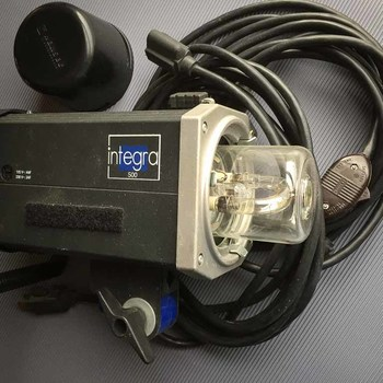 Rent Hensel Integra 500 - 3 mono light kit